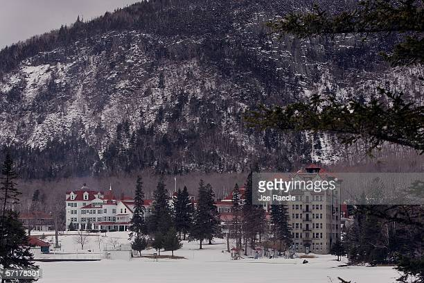The Balsams Grand Resort Hotel originally opened as the Dix House just after the Civil War but bought and renamed by inventor and industrialist Henry...