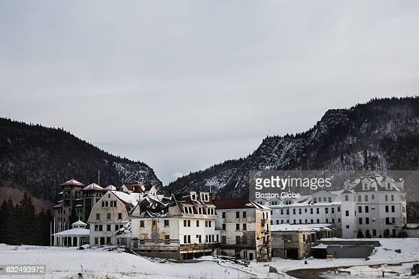 The Balsams Resort sits in the town Dixville Notch NH on Jan 26 2016 The shuttered resort was the location for New Hampshire's first in the nation...