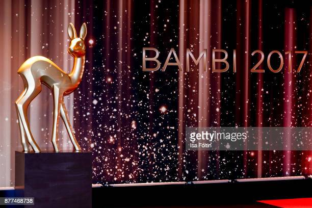 The Bambi at the Bambi Awards 2017 at Stage Theater on November 16 2017 in Berlin Germany