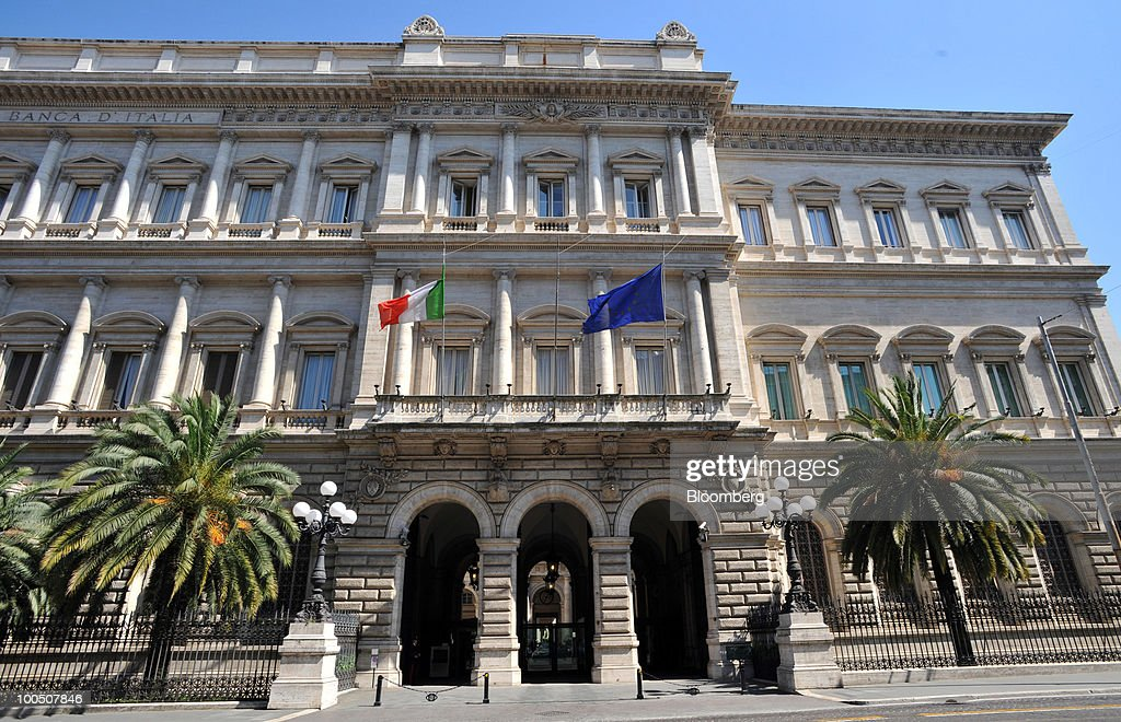 Banca D'Italia And Finance Ministry As Government Discusses Budget Cuts