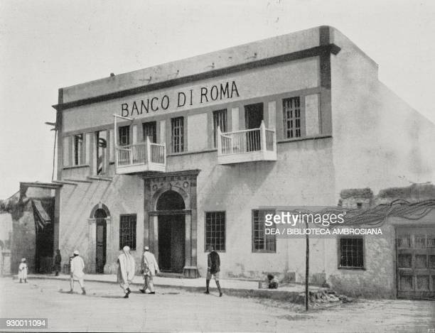 Banco Nationale Di Lavoro : Banco di roma stock photos and pictures getty images