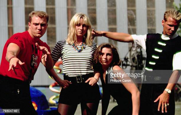 The Band Ace of Base number one in the 'Top 50'