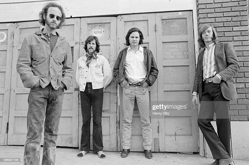 The Doors : News Photo