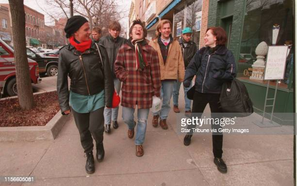 The band says goodby to Jenny Price of Atlantic Records right after the A R representative attempted to woo them over breakfast in Lawrence KS From...
