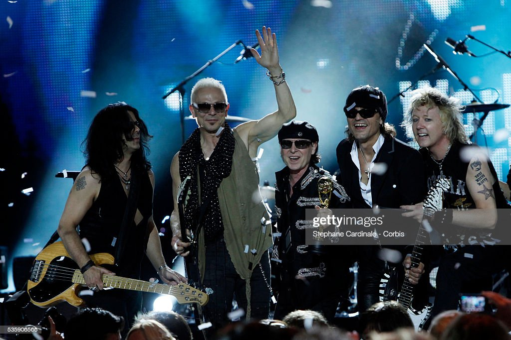 France - 'MCO: World Music Awards 2010 - Show'