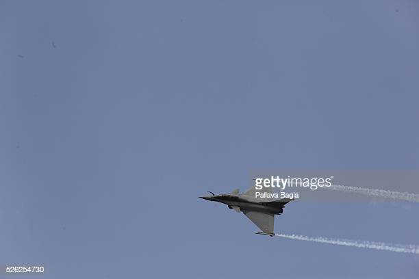 The Bangalore AeroIndia air show saw many international defence firms display their systems Israel's Iron Dome the rocket interceptor was shown the...