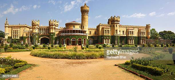 CONTENT] The Bangalore Palace is owned by the Mysore royal family It is in the capital city of Karnataka State Bengaluru Tudor style of Architecture...