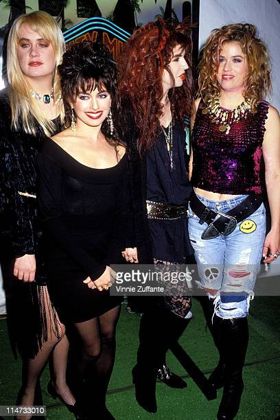 The Bangles in Los Angeles 1989