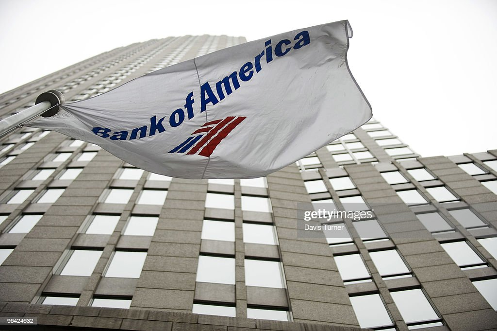 NY Attorney General Files Civil Frauds Against Bank Of America : News Photo