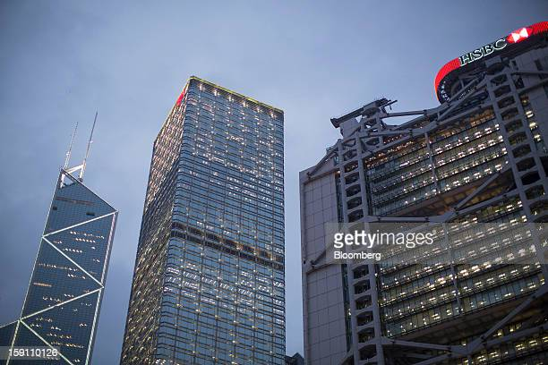 60 Top Hsbc Bank Building Pictures, Photos, & Images - Getty