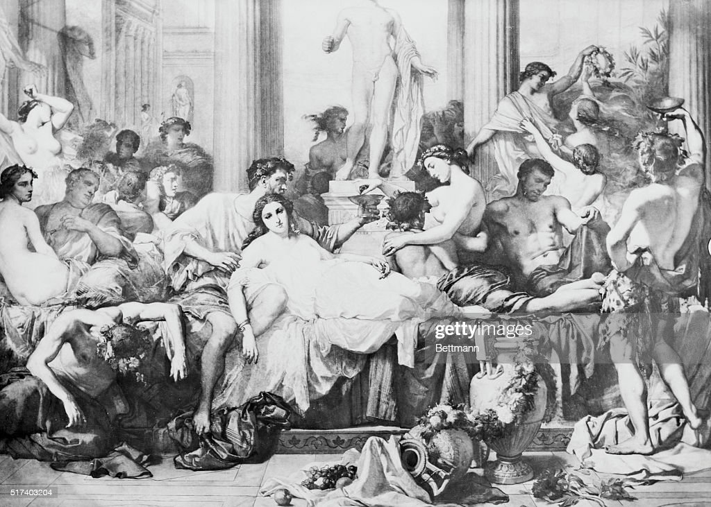 Roman Orgier video