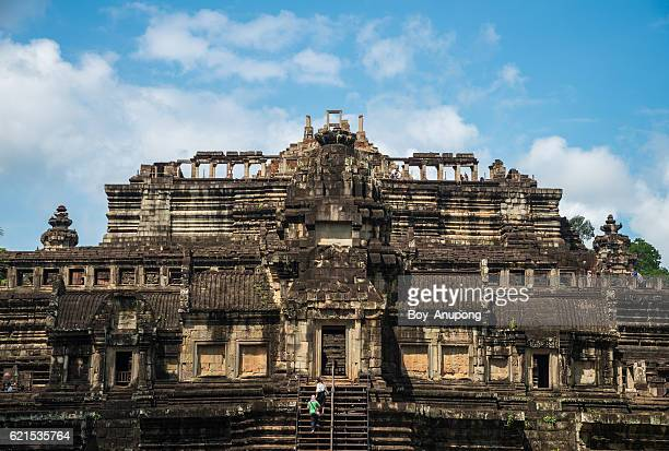 The Baphuon is a temple at Angkor, Cambodia.