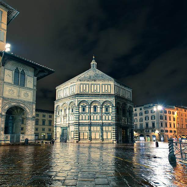 The Baptistery of San Giovanni