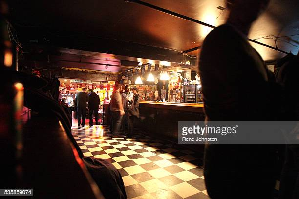 TAVERN The bar and checkered floor of The 'Shoe The Horseshoe Tavern on Queen Street East is 60 years old this year The live music venue has been a...