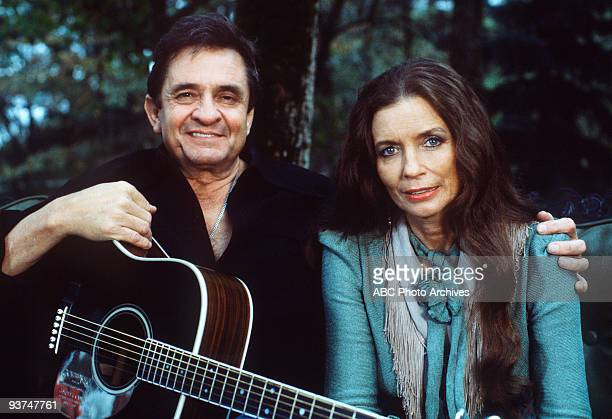 CASH The Barbara Walters Special 10/26/83 Johnny and June Carter Cash on a Barbara Walters Special