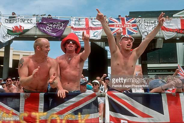 The Barmy Army Australia v England 3rd Test Sydney January 199495