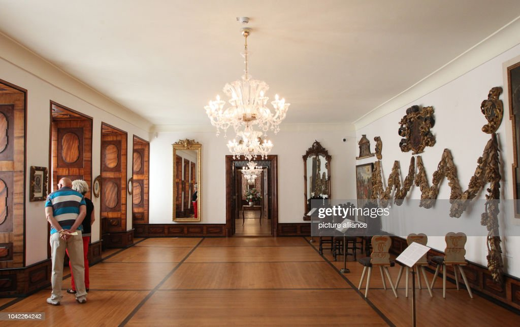 Delitzsch Palace Pictures Getty Images