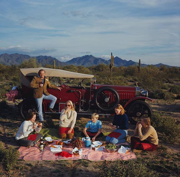 Barrett Family Picnic