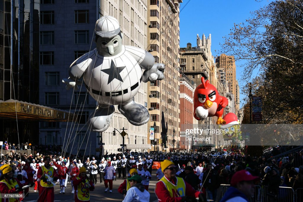 91st Annual Macy's Thanksgiving Day Parade : News Photo