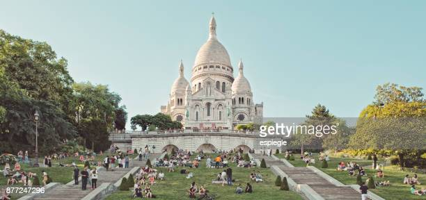 The Basilica of Sacré-Cœur, Paris
