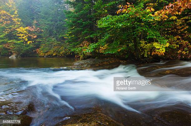 the basin in franconia notch state park - en:public_domain stock pictures, royalty-free photos & images