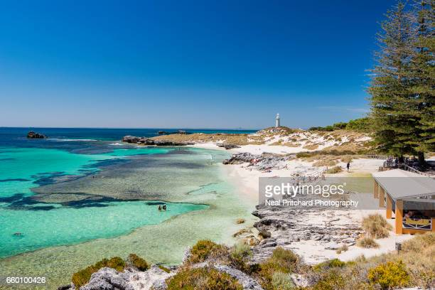 the basin rottnest - wellington new zealand stock photos and pictures