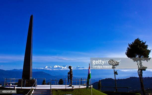CONTENT] The Batasia Loop is a spiral railway created to lower the gradient of ascent of the Darjeeling Himalayan Railway in Darjeeling district of...