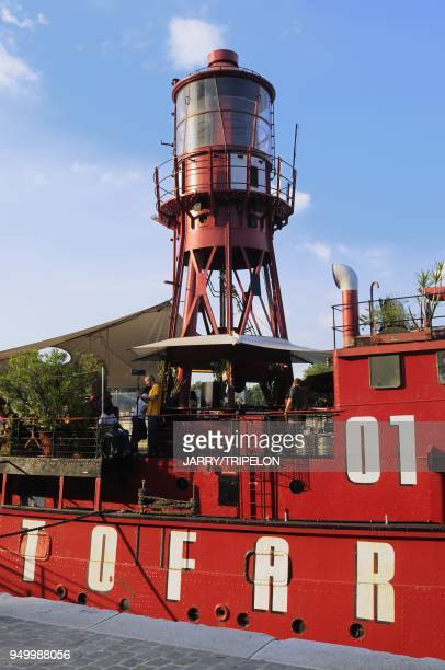 The Batofar is a music venue club Located on the harbour of Port de la Gare and the Arthur Rimbaud path on the banks of the Seine river 13 th...