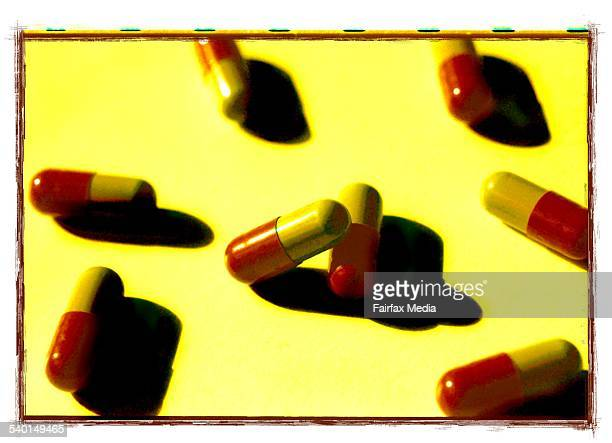 The battle faced by antibiotics against increasingly resistant germs is the subject of Rise Of the Superbugs PILLS 011120 AFR PHOTO LOUIE DOUVIS...