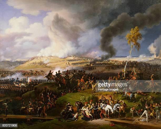 The Battle of Borodino on August 26 1812 Found in the collection of Musée de l'Histoire de France Château de Versailles