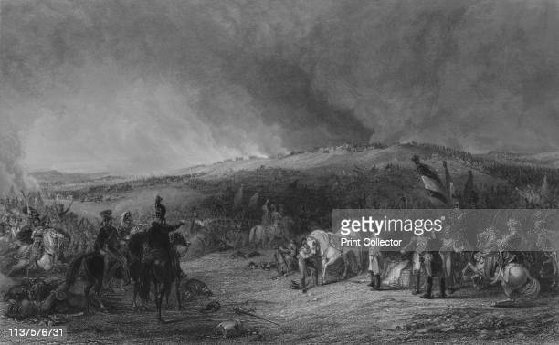 The Battle of Borodino' , . The battle of Borodino was fought outside Moscow on 7 September 1812, before Napoleon's army entered the city on 14...