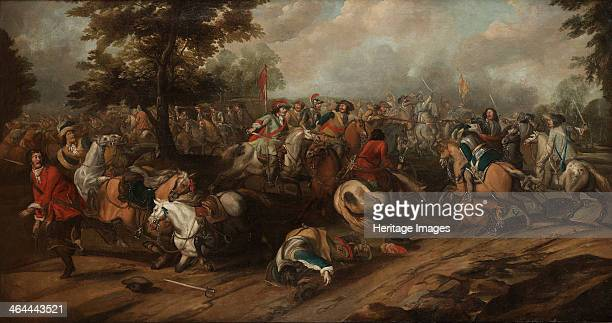 The Battle of Breitenfeld From a private collection