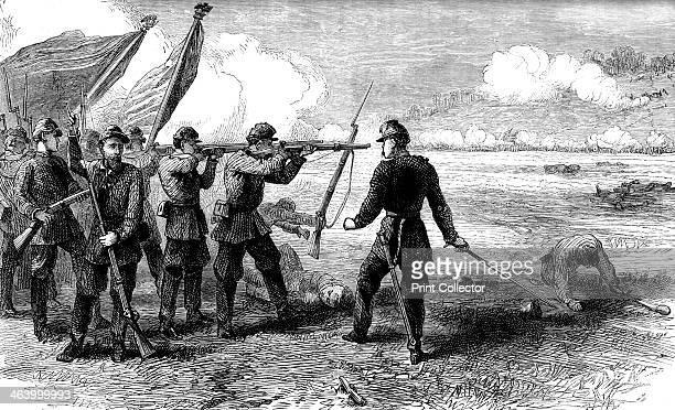 The Battle of Bull Run Virginia 1861 Fought at Manassas Virginia on 21st July 1861 the First Battle of Bull Run was the first major land battle of...