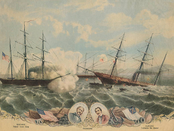 Battle Of Cherbourg Wall Art
