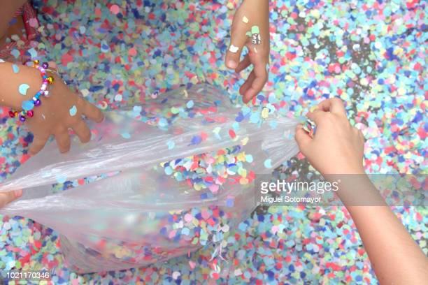 The battle of confetti