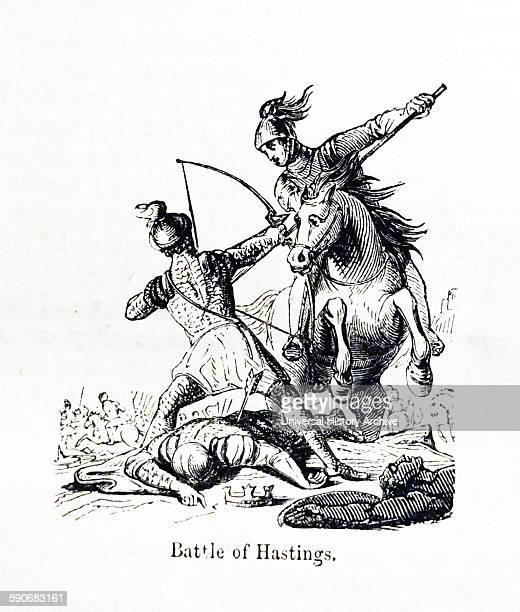 The Battle of Hastings was fought on 14 October 1066 between the NormanFrench army of Duke William II of Normandy and an English army under the...