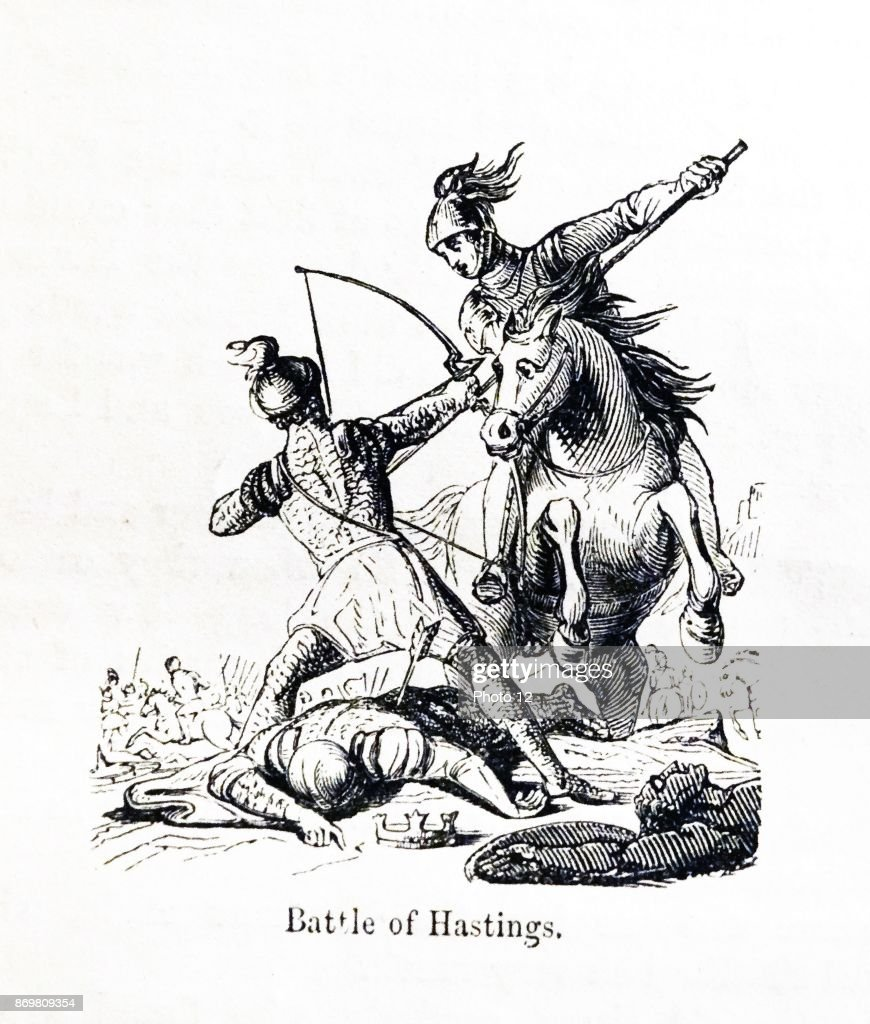 The Battle Of Hastings Was Fought On 14 October 1066 Between Story Nachrichtenfoto