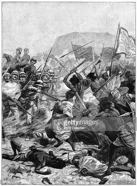 The Battle of Khartoum 1885 British forces commanded by General Garnet Wolseley were dispatched to the Sudan to relieve General Gordon besieged at...