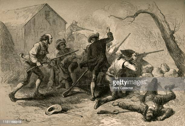 The Battle of Lexington', . The Battles of Lexington and Concord were the first battles of the American Revolutionary War. They were fought on April...
