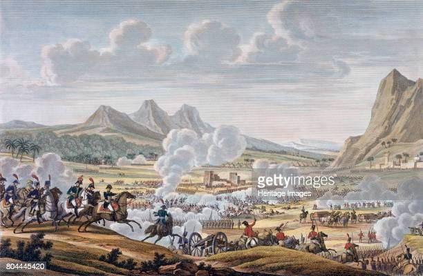 The Battle of Mount Tabor 27 Ventose Year 7 The French under Napoleon and General Kleber defeated an Ottoman army attempting to break the French...
