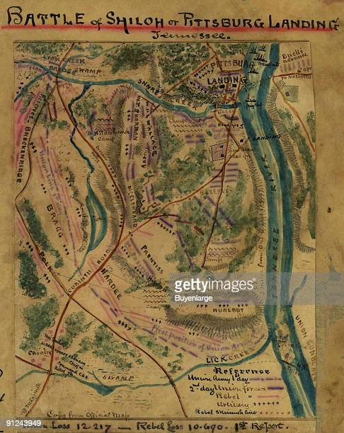 The Battle of Shiloh also known as the Battle of Pittsburg Landing was a major battle in the Western Theater of the American Civil War fought on...