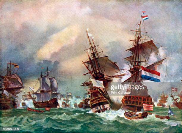The Battle of Texel 1673 In 1653 the Dutch admiral Maarten Tromp was killed in a battle with the English navy off the coast of Texel Holland...