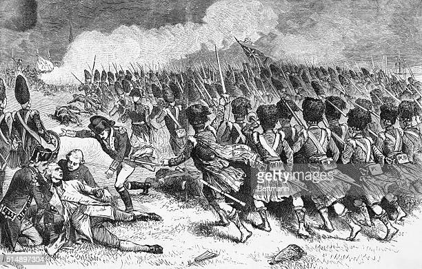The Battle of the Plains of Abraham took place between the French and British in Quebec Canada during the French and Indian War