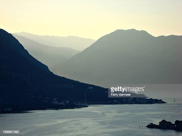 The Bay of Kotor in south-western Montenegro is a winding bay on the Adriatic Sea. The bay, sometimes erroneously called Europe's southernmost fjord,...