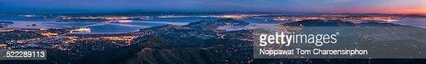 The Bay panorama