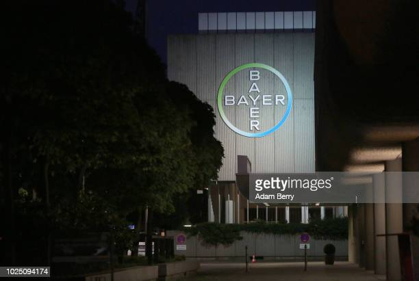 The Bayer Pharma AG building stands on August 29 2018 in Berlin Germany Only two months after Bayer AG's $66 billion purchase of Monsanto Co the...