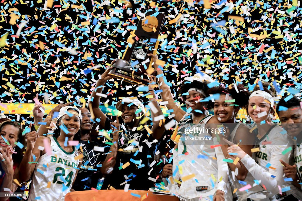 NCAA Women's Final Four - National Championship : News Photo