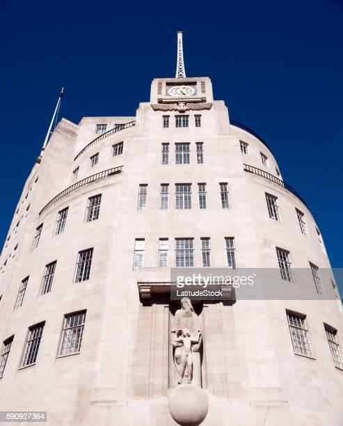 The BBC British Broadcasting Corporation