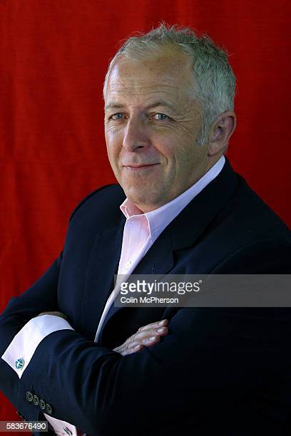 The BBC's former Middle East correspondent Jeremy Bowen pictured at the Edinburgh International Book Festival where he talked about his new book...