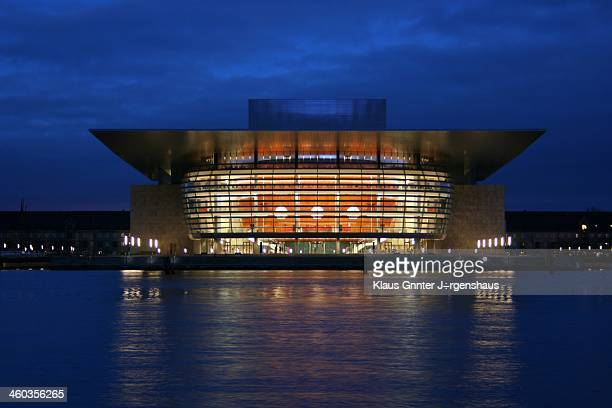 The <b>Copenhagen Opera House</b> <i></i> is the national opera house of Denmark, and among the most modern opera houses in the world. It is also one...